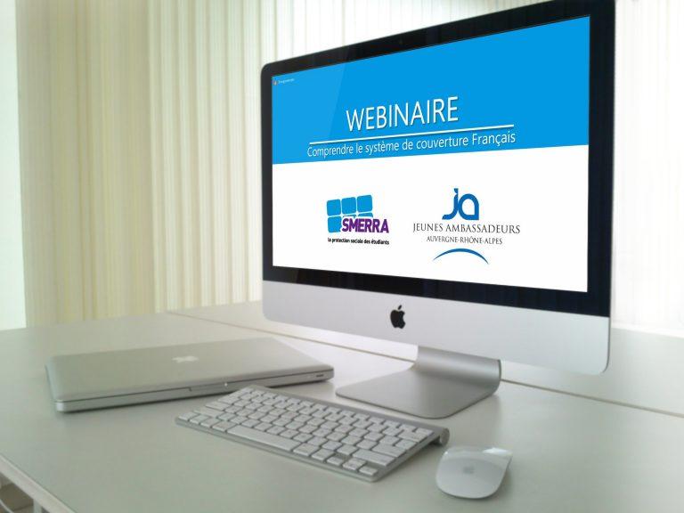 Evènement partenaire: Webinaire SMERRA 12/01/2021
