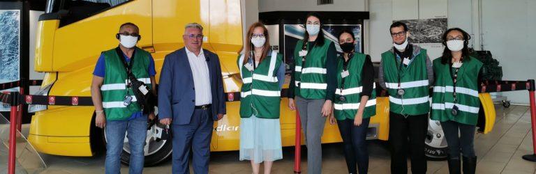 Lyon : A la découverte de l'usine Renault Trucks 24/06/2021