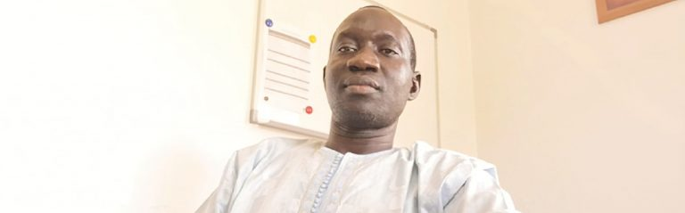 Abdou Seye, relais pays sénégalais