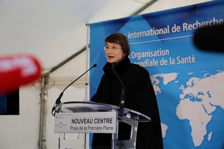 Témoignage d'Elisabete Weiderpass, Marraine d'honneur de l'Association Jeunes Ambassadeurs