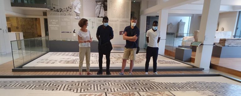 Valence : Visite du Musée 17/06/2021