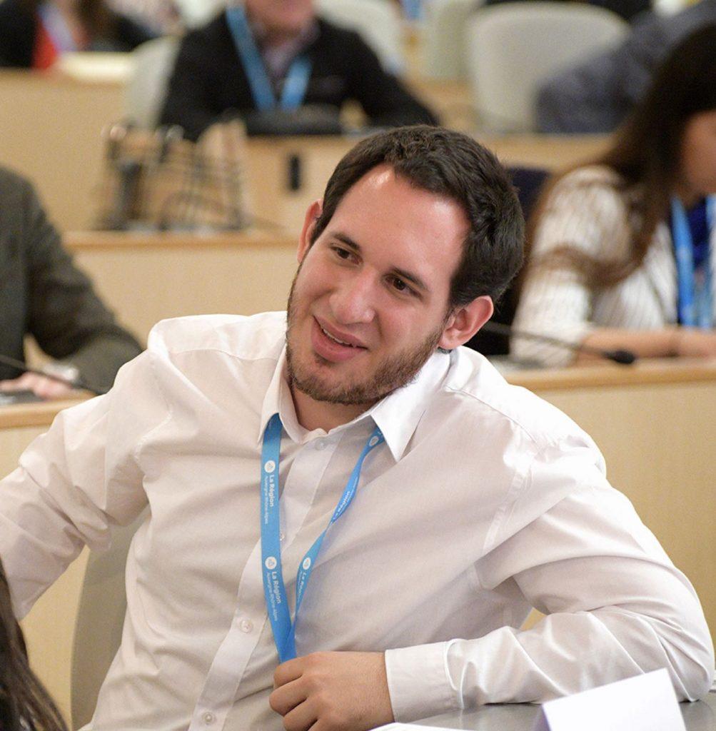 Fabian Rodrigo Luschini Concours des Trophees