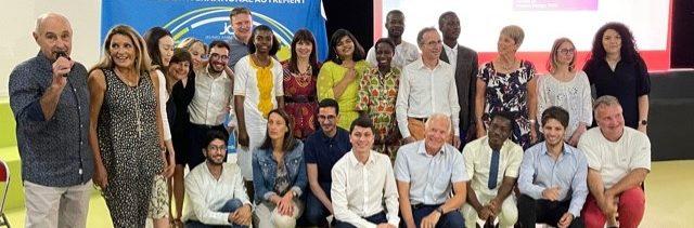 Saint-Etienne : Soirée Prestige de fin de promotion 2021 des Jeunes Ambassadeurs 02/07/2021