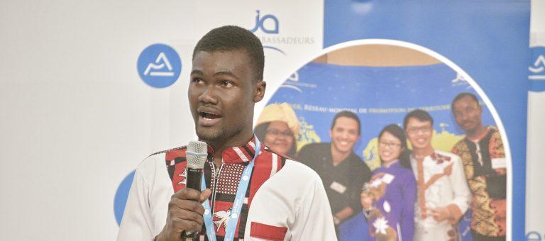 L'aventure JA continue au Burkina Faso !